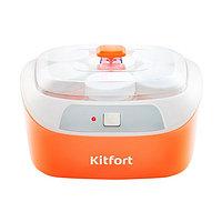 Йогуртница Kitfort КТ-2020 Orange