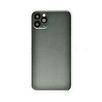 Корпус Apple iPhone 11 Prp Max, Темно Зеленый