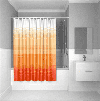 Штора IDDIS Orange Horizon для ванны полиэстер 200*200 (300P20RI11)