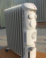 Масляный радиатор 9 секций c вентилятором SS-9F (для помещений до 20 м²)