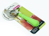 8690 FISSMAN Приспособление для удаления мякоти и косточек из фруктов 4,5x2,2 см (нерж. сталь)