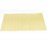0639 FISSMAN Комплект из 4 сервировочных ковриков на обеденный стол 45x30 см (ПВХ)