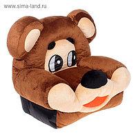 Мягкая игрушка «Кресло Мишаня», МИКС