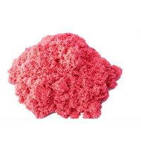 Кинетический песок 1 кг (Красный), Китай