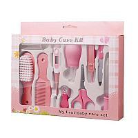 Набор по уходу за новорожденным Baby Care Kit, розовый