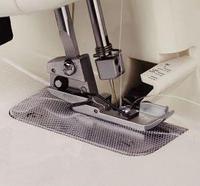 Лапка для вшивания лески и шнура А к оверлокам Janome 200207108