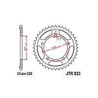 Звезда ведомая JT sprockets JTR823-49