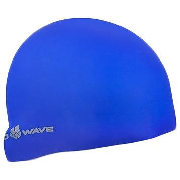 Силиконовая шапочка для плавания INTENSIVE, M0535 01 0 03W, тёмно-синий