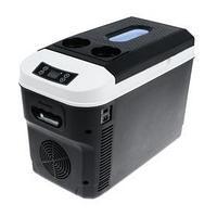Холодильник автомобильный 15 л, 12/24/220 В, 68 Вт, -10/65С, LED дисплей