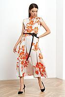 Женское летнее нарядное платье Noche mio 1.100 42р.