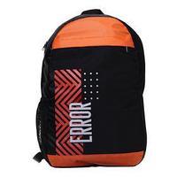 Рюкзак молодежный Calligrata с мягкой спинкой Меридиан 40х26х15 см Error, цвет оранжевый