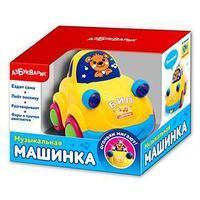 Интерактивная игрушка 'Музыкальная машинка', МИКС