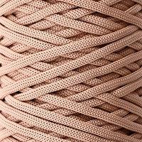 Шнур для вязания 'Классика' 100 полиэфир 3мм 100м (230 св.бежевый)