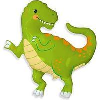 Шар фольгированный 33' фигура 'Динозавр'
