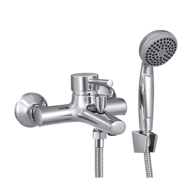 Смеситель для ванны с коротким изливом СЛ-ОД-Д30 Славен