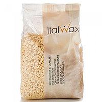 Воск горячий пленочный 1кг полимерный ITALWAX Белый шоколад