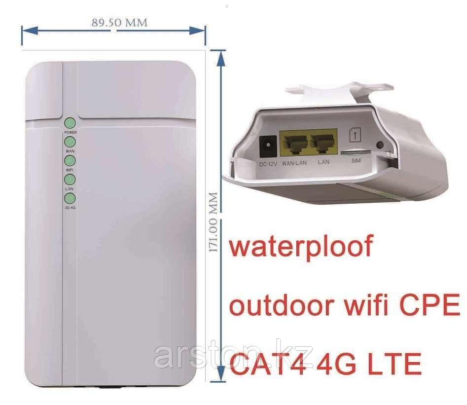 4g lte уличный  Wi-Fi роутер