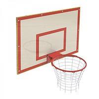 Баскетбол щит деревянный тренировочный