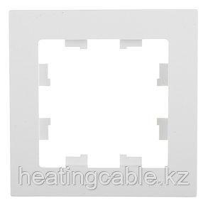 Atlas Design рамка 1-постовая белый, фото 2