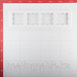 Atlas Design рамка 4-постовая белый, фото 2
