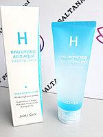 Увлажняющая ночная маска с гиалуроновой кислотой ARONYX Hyaluronic Acid Aqua Sleeping Pack 100 мл