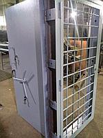Дверь сейфовая для банков и хранилищ