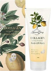 Маска-пленка Collagen Derma Lift Solution Peel - Off Pack