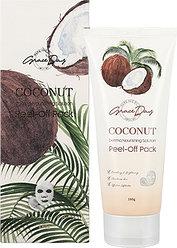 Маска-пленка с экстрактом кокоса Grace Day Coconut Derma Lift Solution PeelOff Pack