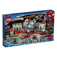 76175 Lego Super Heroes Нападение на мастерскую паука, Лего Супергерои Marvel