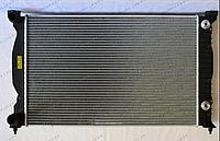 Радиатор охлаждения GERAT AU-103/3R Audi A4 (B6), A6 (C5)