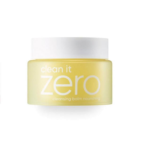 Питательный бальзам для очищения и снятия макияжа BANILA CO Clean It Zero Cleansing Balm Nourishing, 100ml.