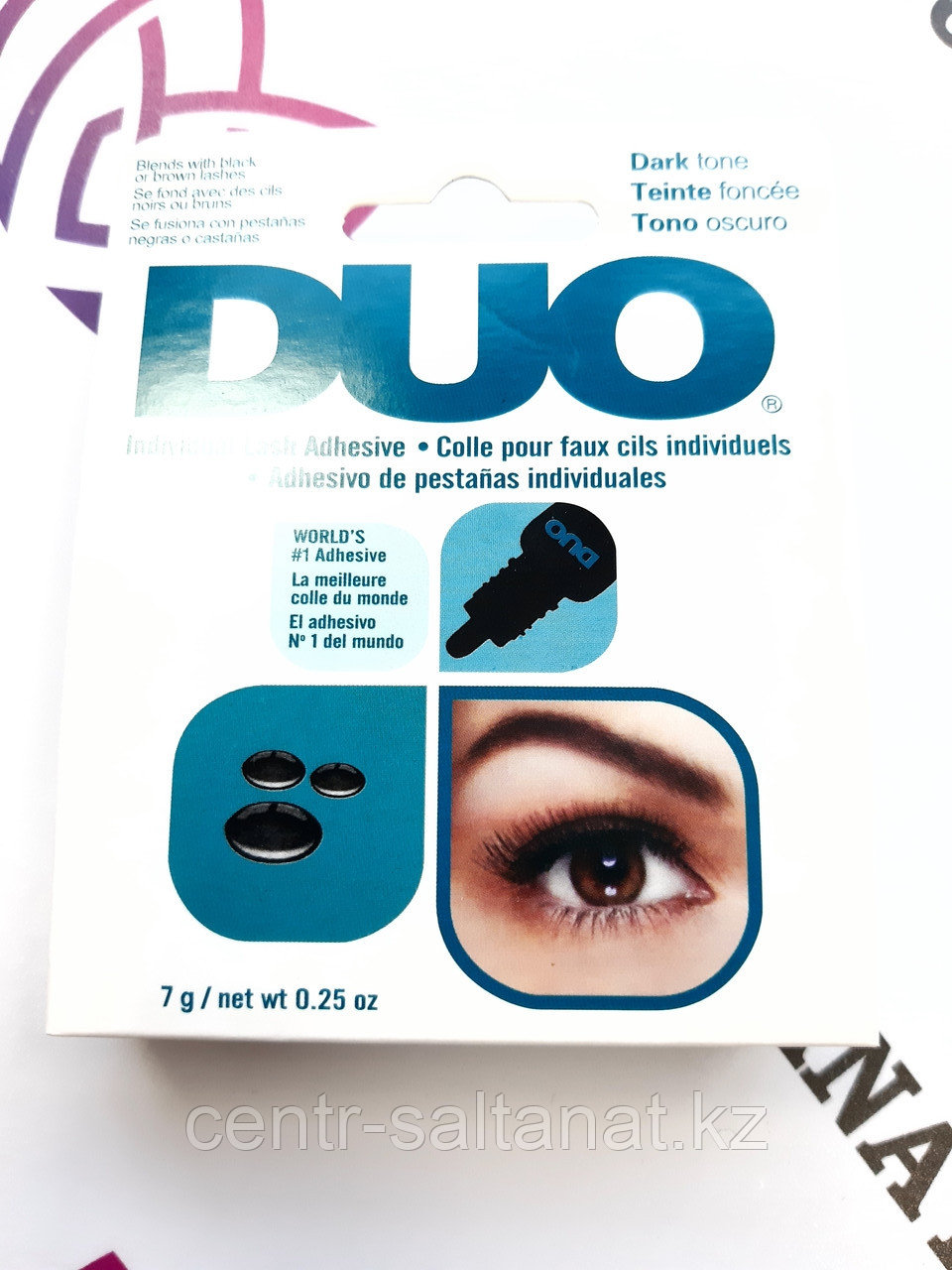 Клей для ресниц DUO 7 г