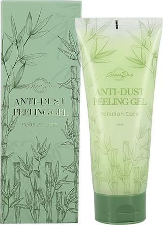Пилинг-скатка для лица Grase Day отшелушивающий с экстрактом бамбука Anti-Dust Peeling Gel