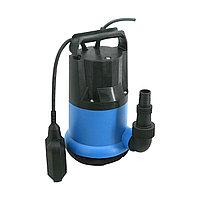Насос для бассейна, дренажный Aquaviva LX Q9003 (220В, пф, 11м3/ч, 0.55кВт) для чистой воды, с поплавком