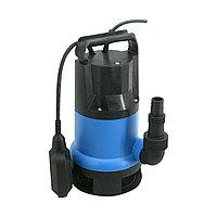Насос для бассейна, дренажный Aquaviva LX Q400B3 (220В, 3,2 м3/ч, 0.3 кВт) для грязной воды, с поплавком