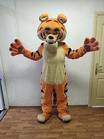 Прокат ростовая кукла Тигр в Алматы