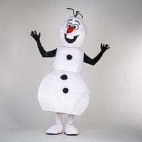 Прокат ростовая кукла Снеговик в Алматы