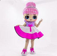 Прокат ростовая кукла LOL в Алматы
