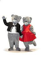 Прокат ростовая кукла Мишки Тедди в Алматы