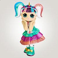 Прокат ростовая кукла ЛОЛ в Алматы