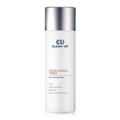 Увлажняющий тонер-эссенция с витамином U CU Skin Clean-Up Hydro Essence Toner, 200мл.