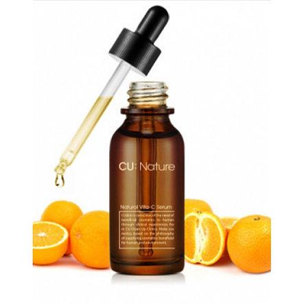 Регенерирующая сыворотка с витамином С CU Skin Clean-Up Vitamin C+ Serum, 20мл, фото 2