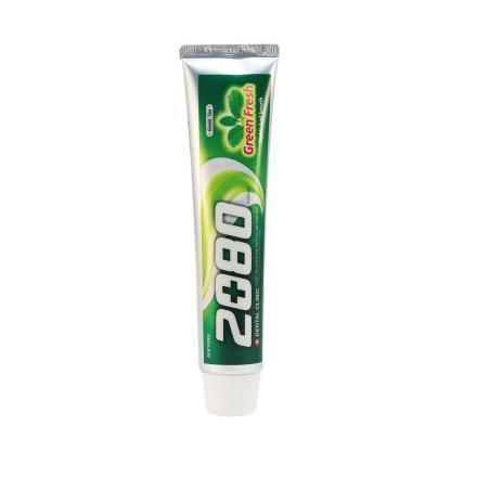 Зубная паста KeraSys Green Fresh Toothpaste 2080, 160г., фото 2