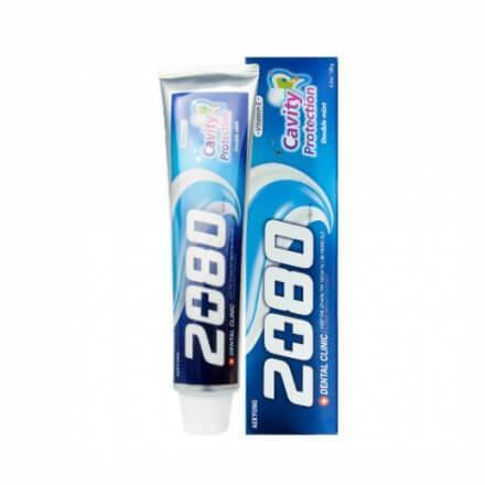 Зубная паста Dental Clinic 2080 Cavity Protection Double Mint, 160г., фото 2