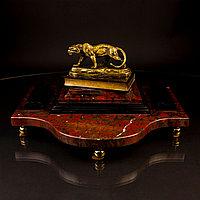 Письменный прибор в стиле Наполеона III Скульптор Louis Albert Carvin (1875-1951) Франция. Конец XIX века