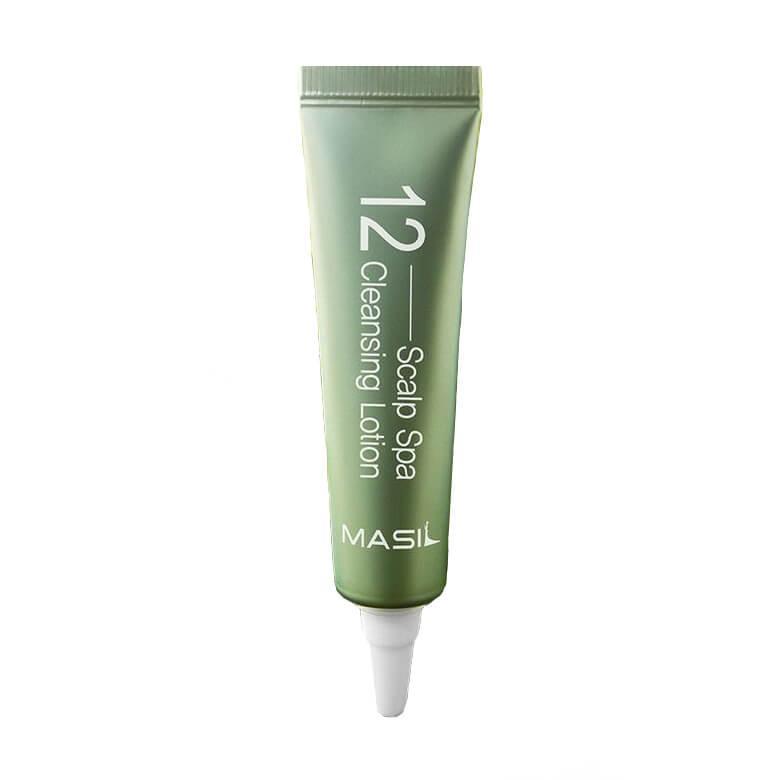 Очищающий лосьон для кожи головы Masil 12 Scalp Spa Cleansing Lotion, 15мл.