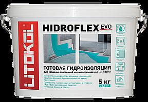 HIDROFLEX-гидроизол. мастика (5kg bucket)