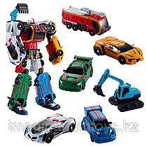 Тобот Атлон Магма 6 мини робот трансформер