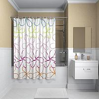 Штора IDDIS для ванны полиэстер 200*180 (B18P218i11)