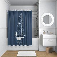Штора IDDIS для ванны полиэстер 200*180 (В32P218i11)